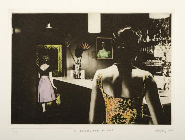 , 'A desolate night,' 2014, 33 Contemporary