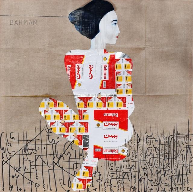 , 'Bahman,' 2017, Susan Eley Fine Art