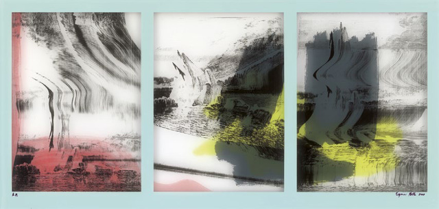 , 'Eisberg,' 2000, Mike Karstens Galerie