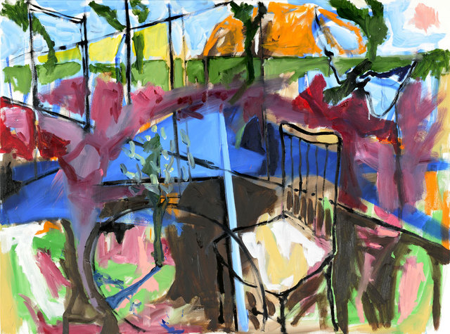 , 'Early Spring,' , Exhibit No. 9