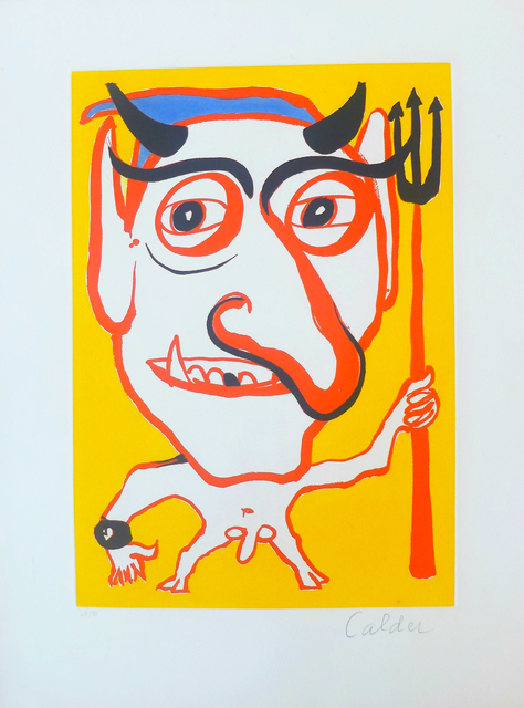 , 'Le Portrait de Constantin,' 1974, Gallery AM MEER