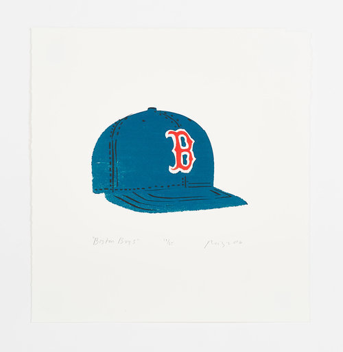 , 'Boston Boys (Boston Red Sox),' 2016, Evalyn Dunn Gallery