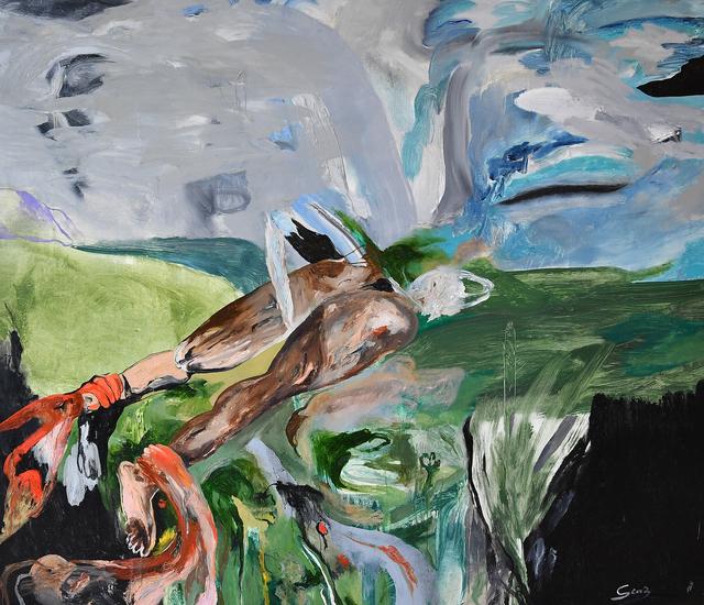, 'Wild imprisoned,' 2019, Magreen Gallery