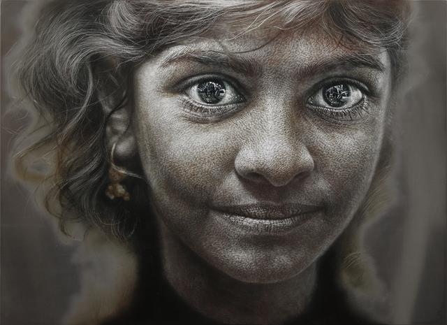 , 'Face,' 2018, Galerie Bhak
