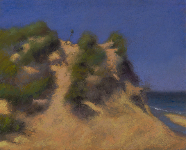 , 'Dunes in Summer ,' 2019, Copley Society of Art
