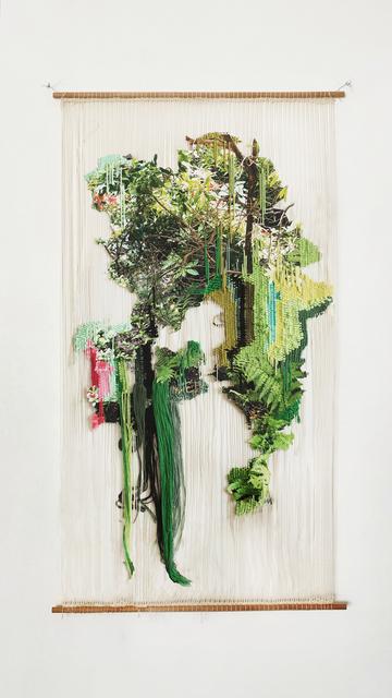 , 'No title,' 2016, Wu Galeria