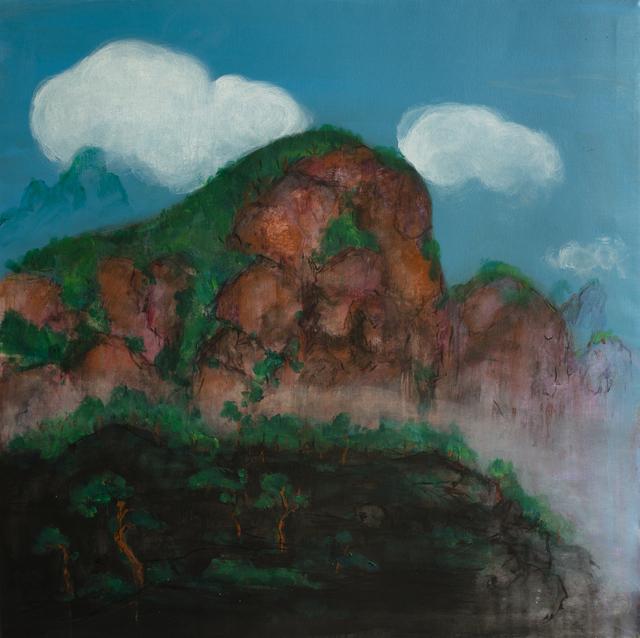 , 'Spring Mountains | 春山图,' 2015, Matthew Liu Fine Arts