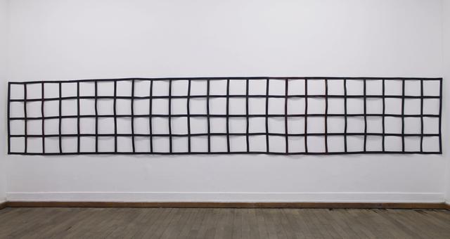 , 'Echelle de bois souple,' 1971, Galerie Hervé Bize