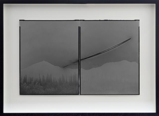 , 'Sunburned GSP #837 (Arctic Circle, Alaska),' 2015, Haines Gallery