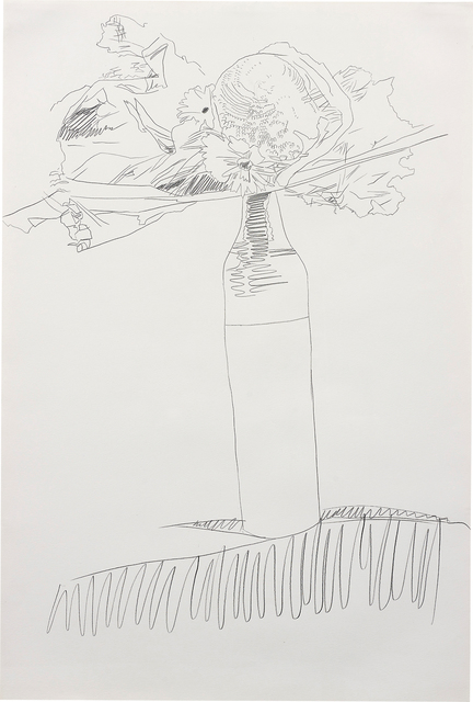 Andy Warhol, 'Flower Drawing', 1974, Phillips