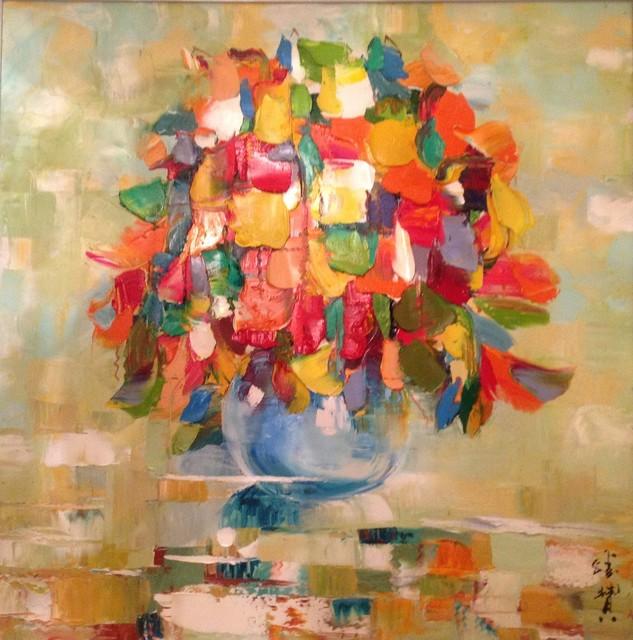 , 'Dance of petals,' 2012, A-Art Shengzan Gallery