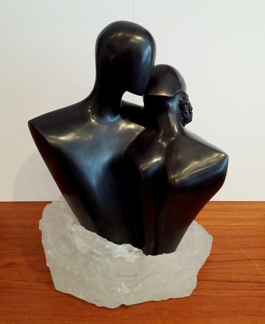 , 'Le Baiser,' 2018, Tanya Baxter Contemporary