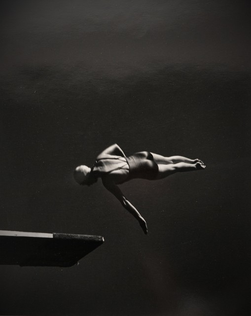 , 'Olympic High Diving Champion,' 1936, The Halsted Gallery