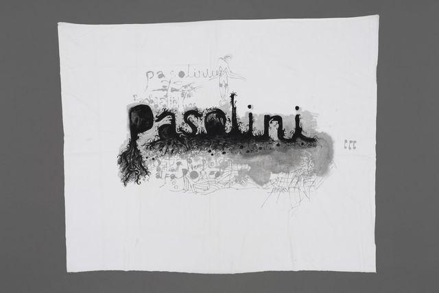 , 'Pasolini,' 2015, Jérôme Poggi