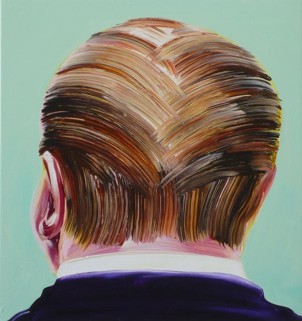 Cornelius Völker, 'Hairdo', 2006, Aki Gallery