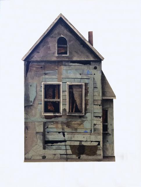 , 'House Portrait,' 2016, BoxHeart