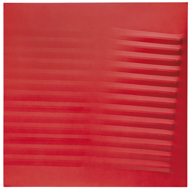 , 'Untitled (Red),' 1977, Cortesi Gallery