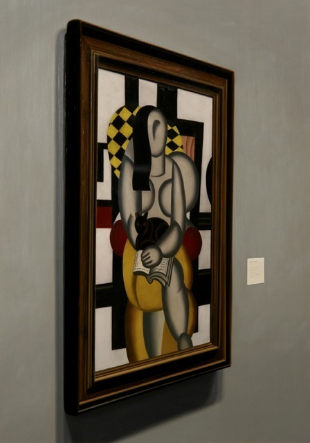 , 'Untitled (Leger),' 2010, Mark Moore Fine Art