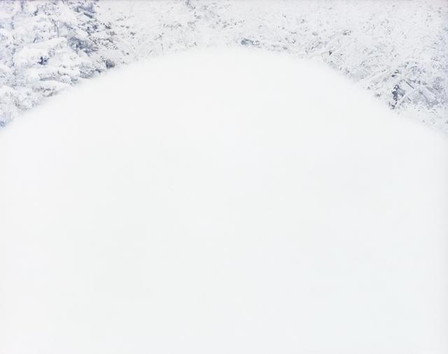 , 'White 11, H-461,' 2011, CHRISTOPHE GUYE GALERIE