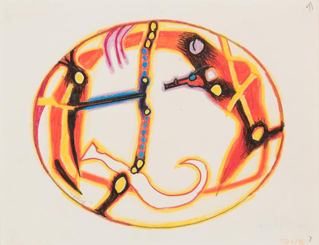 William Scharf, 'Untitled', 1985, Hollis Taggart