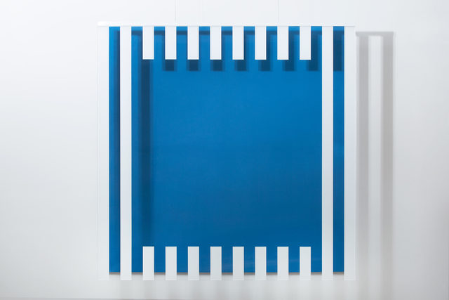 , 'Colors, light, projection, shadows, transparency: situated works blue,' 2015, Galeria Nara Roesler