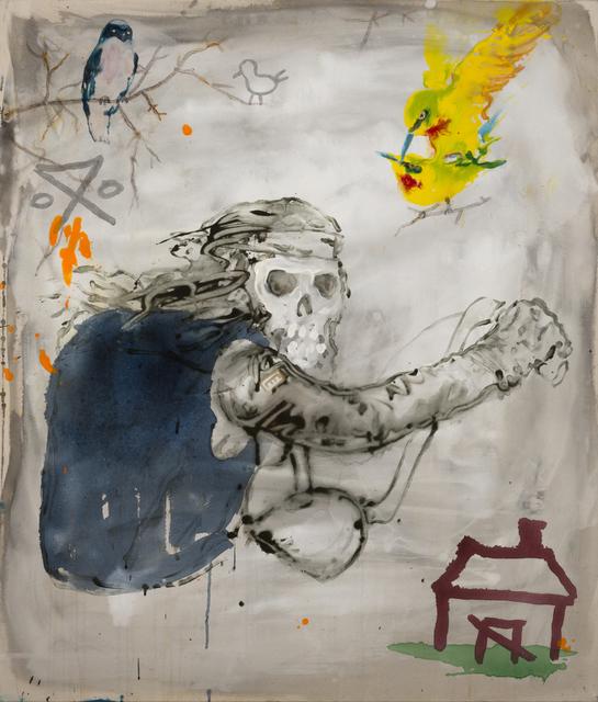 , 'The Rambler,' 2017, MAKASIINI CONTEMPORARY