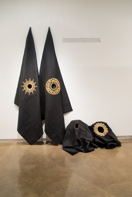 , 'Acoustic Sound Blankets,' 2017, Fort Worth Contemporary Arts