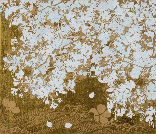 , '桜図 sakura-zu,' 1999, Maekawa + Takemura