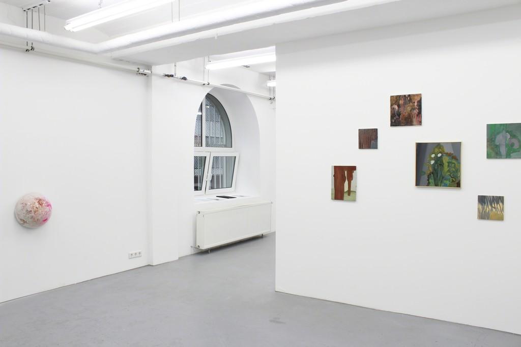 Expressive Gestures, Installation view, 2017