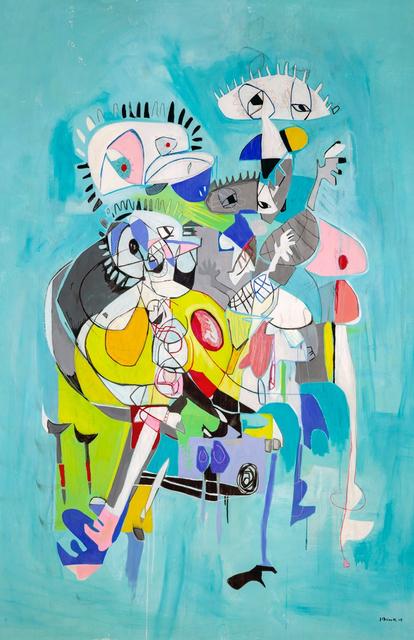 , 'Couple, two three  ,' 2019, Fine Art Maya