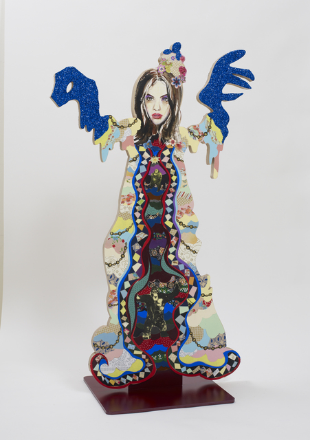 , 'Madame Butterfly,' 2013, Fort Worth Contemporary Arts