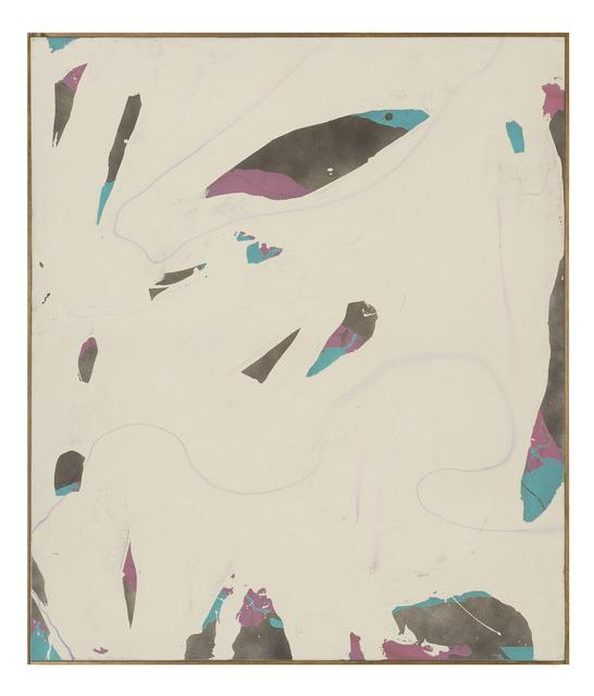 , 'Untitled ,' 2016, Galerie Nathalie Halgand