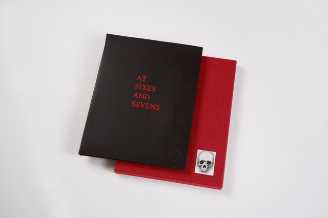 , 'AT SIXES AND SEVENS,' 2013, Stoney Road Press