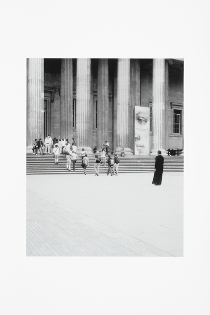 , 'When and Where I Enter the British Museum, (Part of Portfolio, NOT SOLD INDIVIDUALLY),' 2007, The Brodsky Center at PAFA