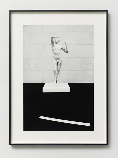 , 'Rodin Drive Thru,' 2014, Buchmann Galerie