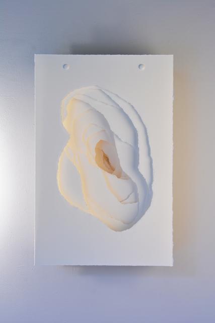 Angela Glajcar, '2017-023 Terforation', 2017, Galería Marita Segovia