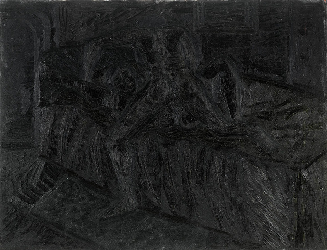 , 'Lovers,' 1965, Grosvenor Gallery