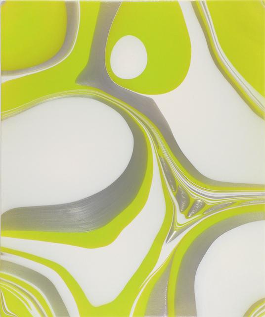 , 'Green Glide,' 2019, McKenzie Fine Art