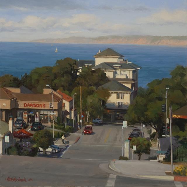 John Pototschnik, 'Monterey Bay', 2017, Abend Gallery