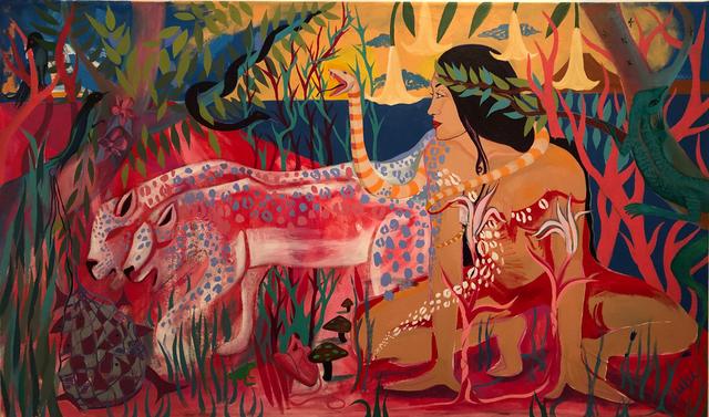 , 'Mother Nature,' 2018, Linda Matney Gallery