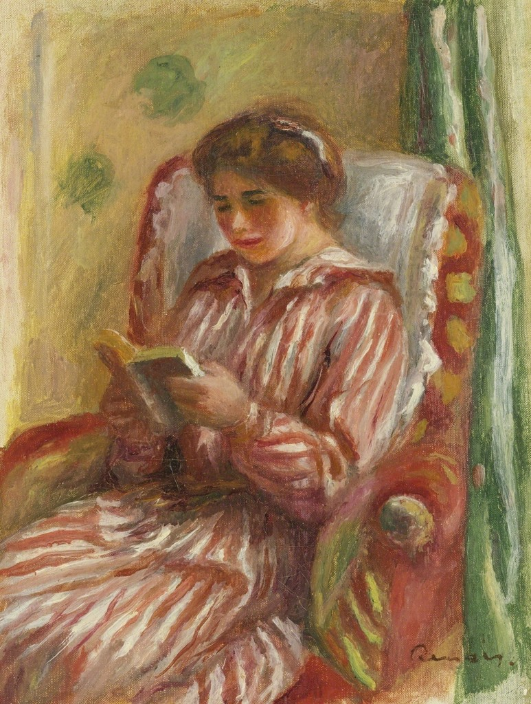 a biography of pierre auguste renoir a french impressionist Pierre-auguste renoir (february 25, 1841 - december 3, 1919) was a preeminent french painter pierre-auguste renoir was born in limoges, haute-vienne, france, the child of a working-class family as a boy, he worked in a porcelain factory where his interest in painting led to him painting designs on china in 1862 he studied art in paris, where he.