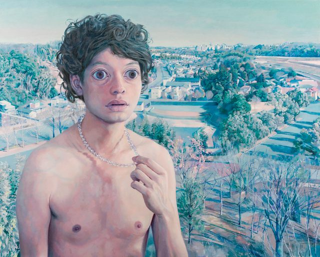 , 'Necklace,' 2017, SNOW Contemporary