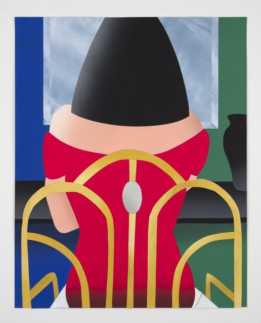 , 'Mirror,' 2015, P.P.O.W