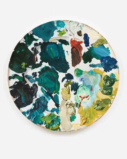 Piotr Nathan, 'Farbensammler/colourcollector', 1990, Brutto Gusto