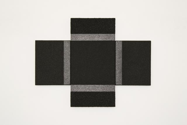 , 'Black Painting  no. 35,' 2017, Joshua Tree Art Gallery