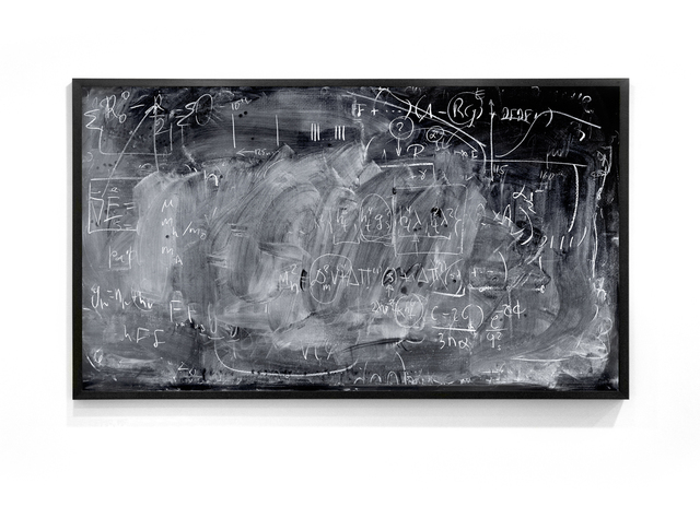 , 'CERN III,' 2012, Tristan Hoare