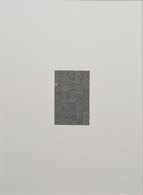 , 'Forming Spaces II,' 2018, Sabrina Amrani