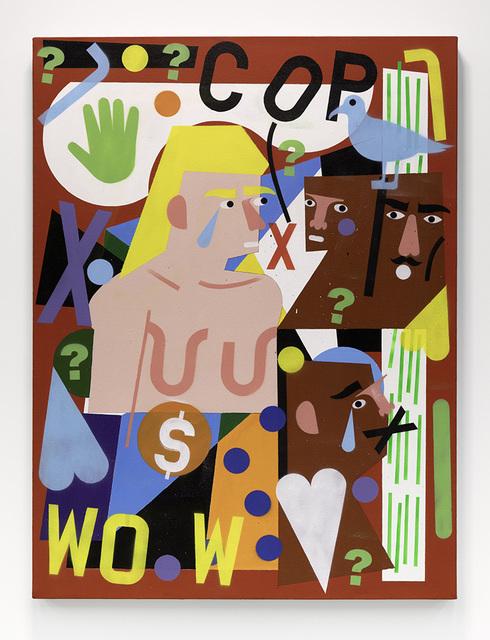 , 'COP,' 2017, Jack Shainman Gallery
