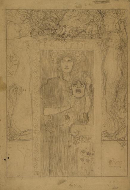 , 'Tragedy,' 1897, Galerie St. Etienne