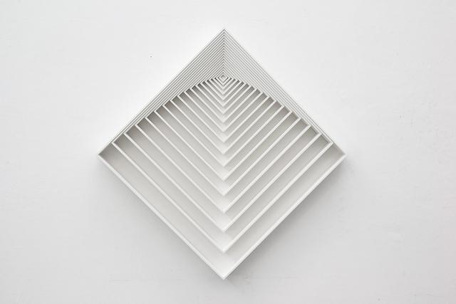 , 'Quadrados 24,' 1968-2006, Casa Triângulo